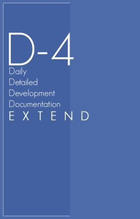 Daily Detailed Development Documentation - Extend by TheoMarzona