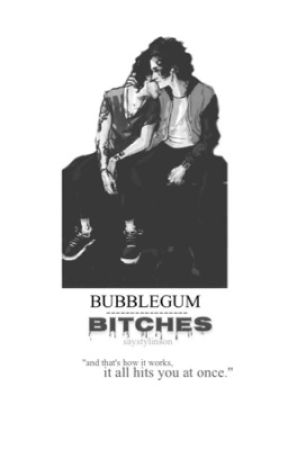 Bubblegum Bitches // l.s. by saystylinson