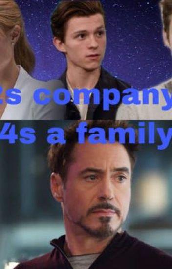 2s company, 4s a family