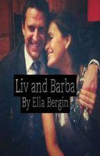 Olivia Benson and Rafael Barba by EllaBergin