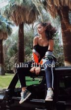 fallin' all in you - s.m by mendesadores