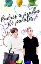 Padres a Prueba De Pañales - NamJin by LA_ONU_GAY