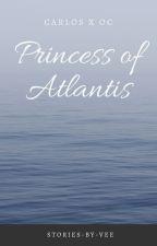 Princess of Atlantis (Carlos x OC) by Stories-By-Vee