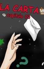 the loud house La Carta Capitulo 03 comic manga by KURAZAO