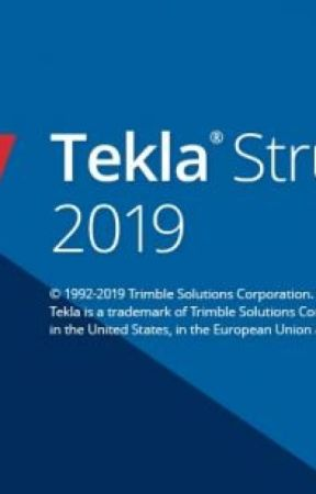 Tekla Structures 2019 SR1 + Environments Free Download