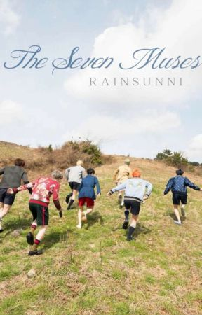 the seven muses |bts| by Randomlovemelly
