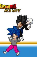 Dragon Ball New Hope by TheCode255