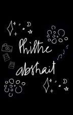 『 Philtre abstrait 』 - ʙᴛs by -marinou