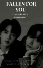 Fallen for you (taejin bts fanfic) by royalmalis