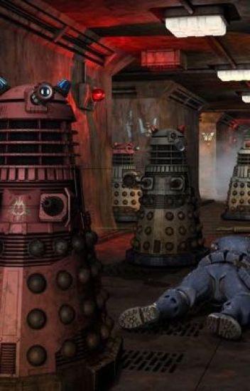 Dalek reader x RWBY