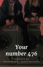 Your number 476 by mahtabstories
