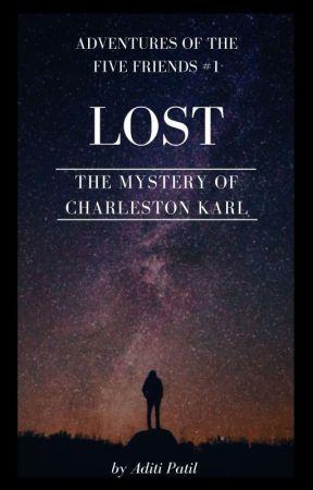 Lost  by Aditi_78953