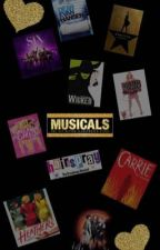 Musicals react to musicals by FrostyKy