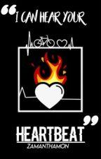 Heartbeat| Katsuki Bakugou x Reader| by Zamanthamon