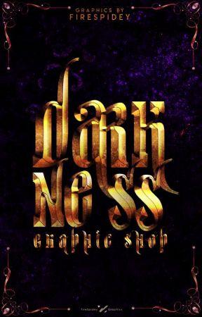 Darkness ───Graphic Shop by FireSpidey