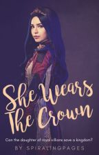 She Wears The Crown by SpiralingPages