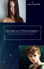 Moonlight love | Thomas Sangster | by dream_master666