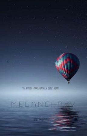 melancholy  by dumbrunette_
