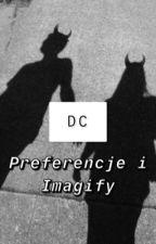 DC Comics Preferencje I Imagify cz.1 by xxdastiexx