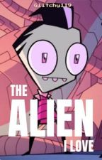 Invader Zim X Reader - The Alien I Love  by Glitchy119