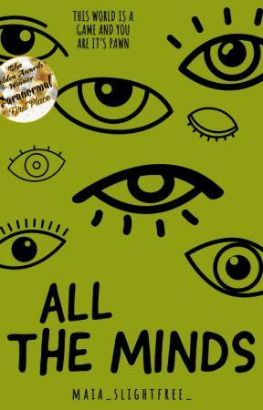 All The Minds by maia_slightfree_