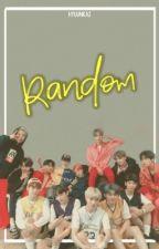 random | bts and txt by hyuunkai