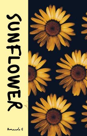 Sunflower by mandapanda96