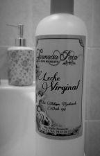 Leche virginal, misteriosa pócima by Alpha-Lyrae