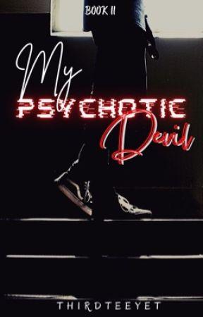My Psychotic Devil by ThirdTeeYet