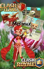 Mes jeux by Plume_du_Soleil