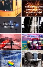 Musical Reviews Book by DeeWritesStuff_
