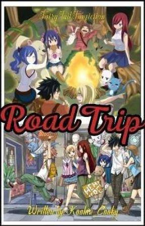 Road Trip by Kookie_Cooky