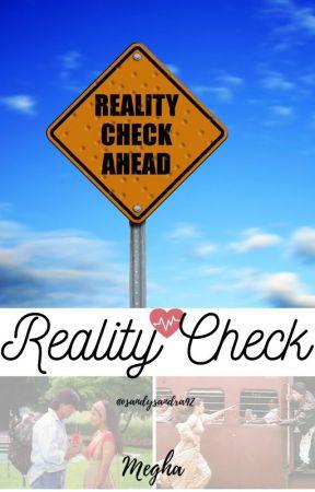 Reality Check by sandysandra92