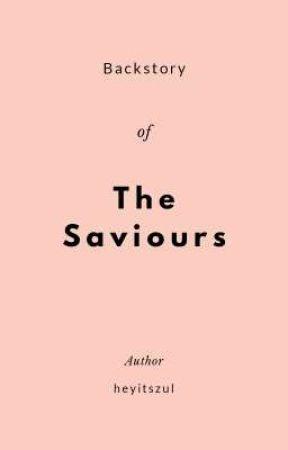 The Backstory of The Saviours by heyitszul