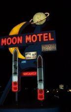 Moon Motel by novasvoid