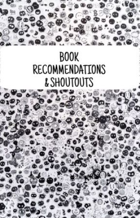Book recommendations/shoutouts by Meow_meeow