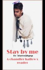 Stay by me (chandler hallow x reader) by StxrrySxdxpxp