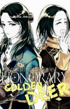 Honorary Golden Deer by Avatar_Roku32