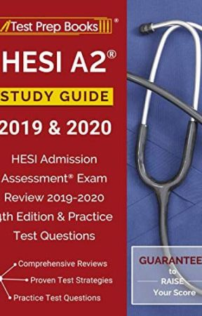 HESI A2 Study Guide 2019 & 2020 [PDF] by Test Prep Books