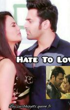 Hate to love (completed)✔ by surbhijyotiquee