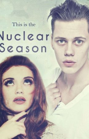 Nuclear Season (Roman Godfrey) by matellebell