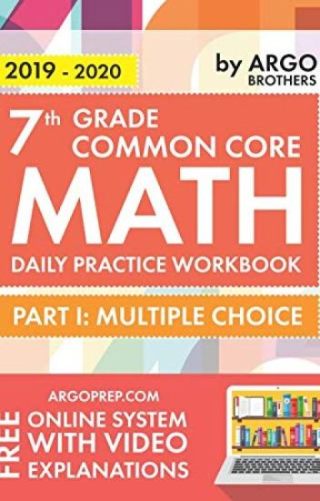 7th Grade Common Core Math [PDF] by Argo Brothers