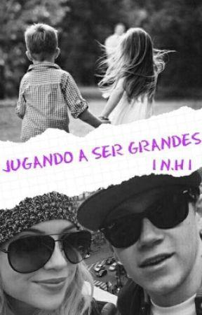 Jugando a ser grandes. «Niall Horan» by LolaMagallanes