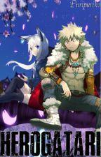 ♥Herogatari♥BNHA Fantasy AU♥ by Puripuriko