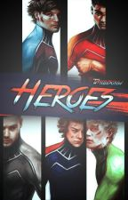 Heroes {one direction a.u} by txmlinsonw