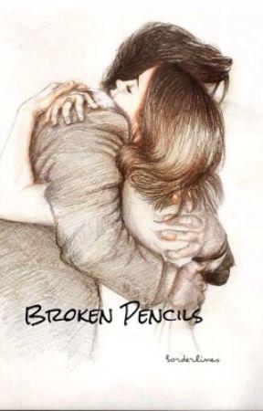 Broken Pencils by borderlines