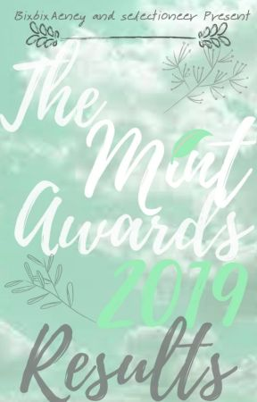 The Mint Awards 2019 RESULTS by TheMintAwards