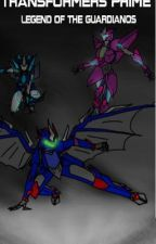 Transformers Prime: Legend of the Guardians by Enspirephantom