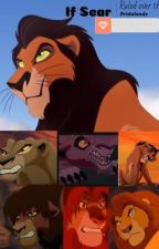 If Scar Ruled the Pridelands by Foxytheredpiratefox