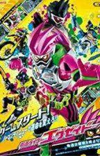 Kamen Rider Ex-Aid x Joukamachi no Dandelion by Kaitou_Mighty_ZX